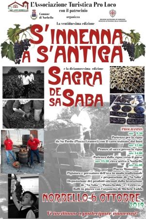 S'Innenna a S'Antiga e Sagra de Sa Saba